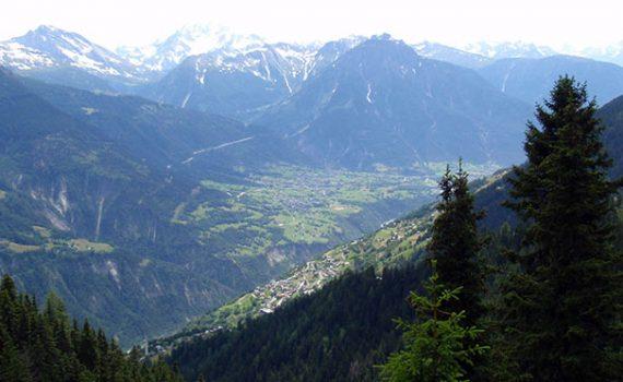 vacances d été dans les alpes