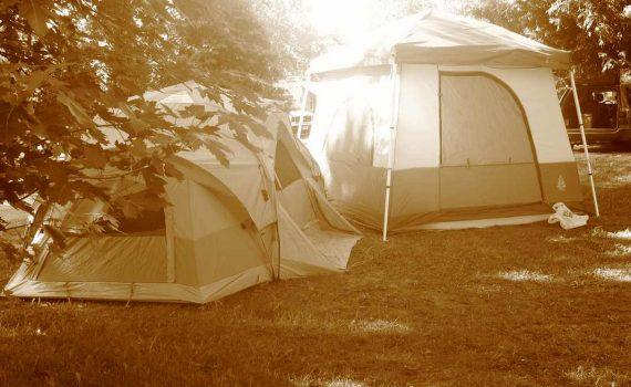 Utiliser les chèques de vacances en camping
