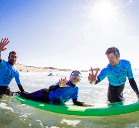 ecole de surf Pays Basque