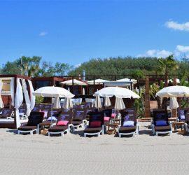 palm beach plage privée