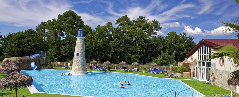 camping piscine soulac sur mer