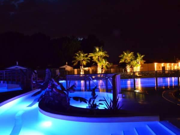 camping avec piscine Hérault