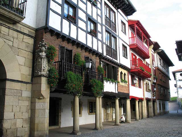 vacances pays basque espagnol
