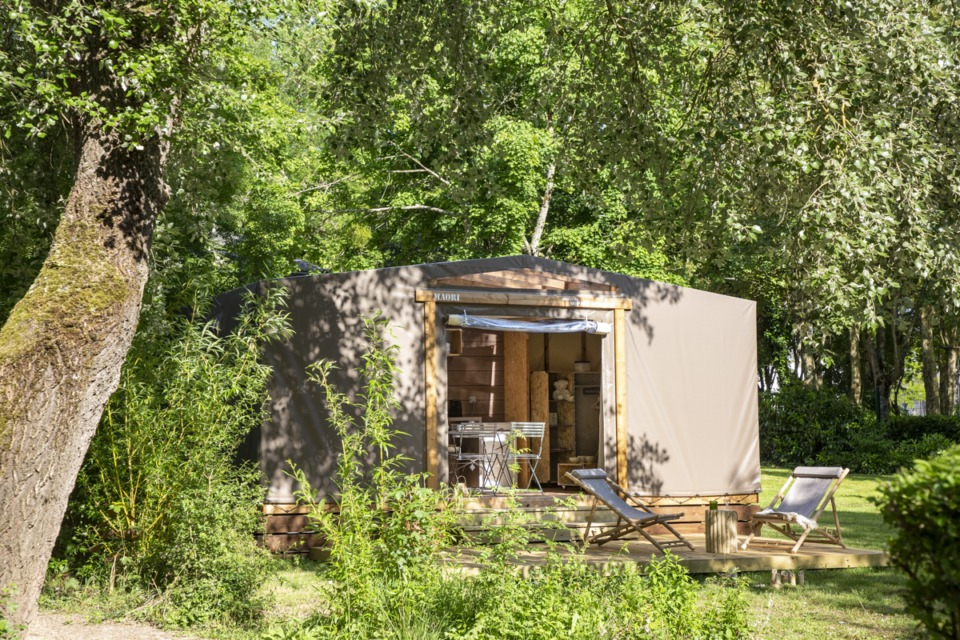 camping Montreuil Bellay