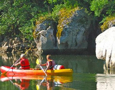 camping Gorges de l'Ardèche