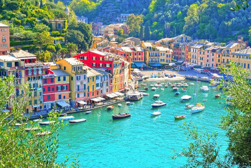 Ville en Italie
